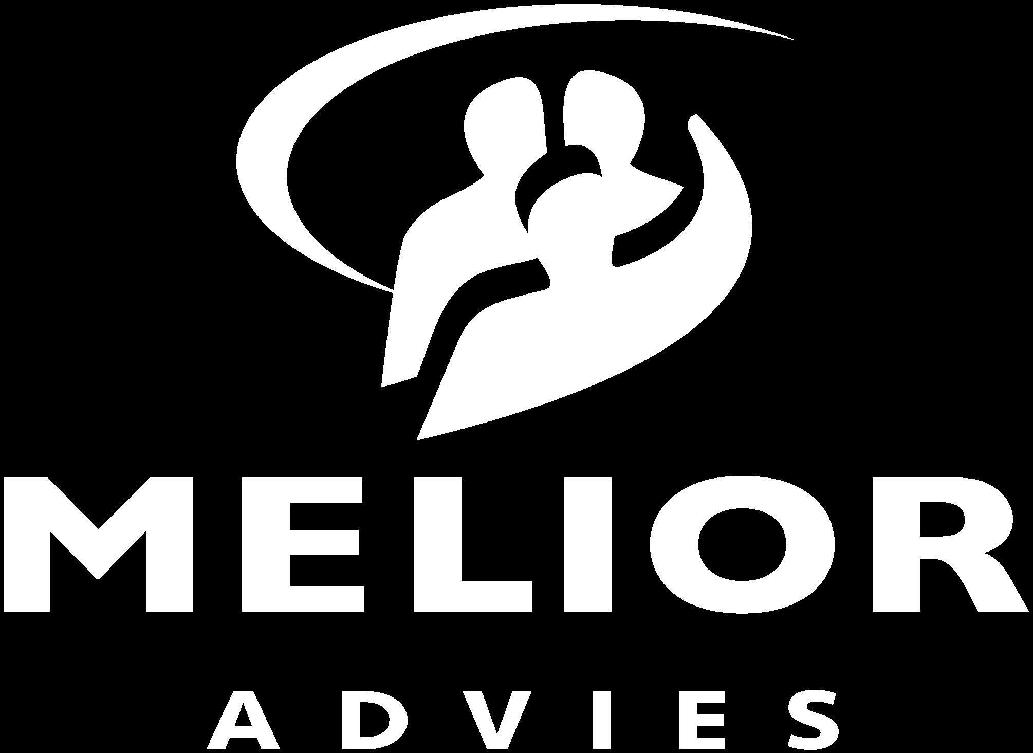 Logo Melior wit GR